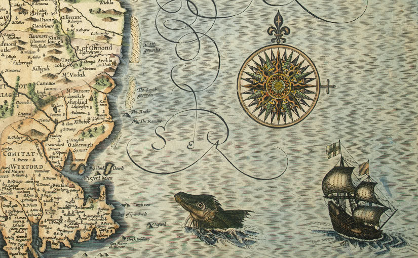 Treasures from the Butler Collection of Maps of Ireland