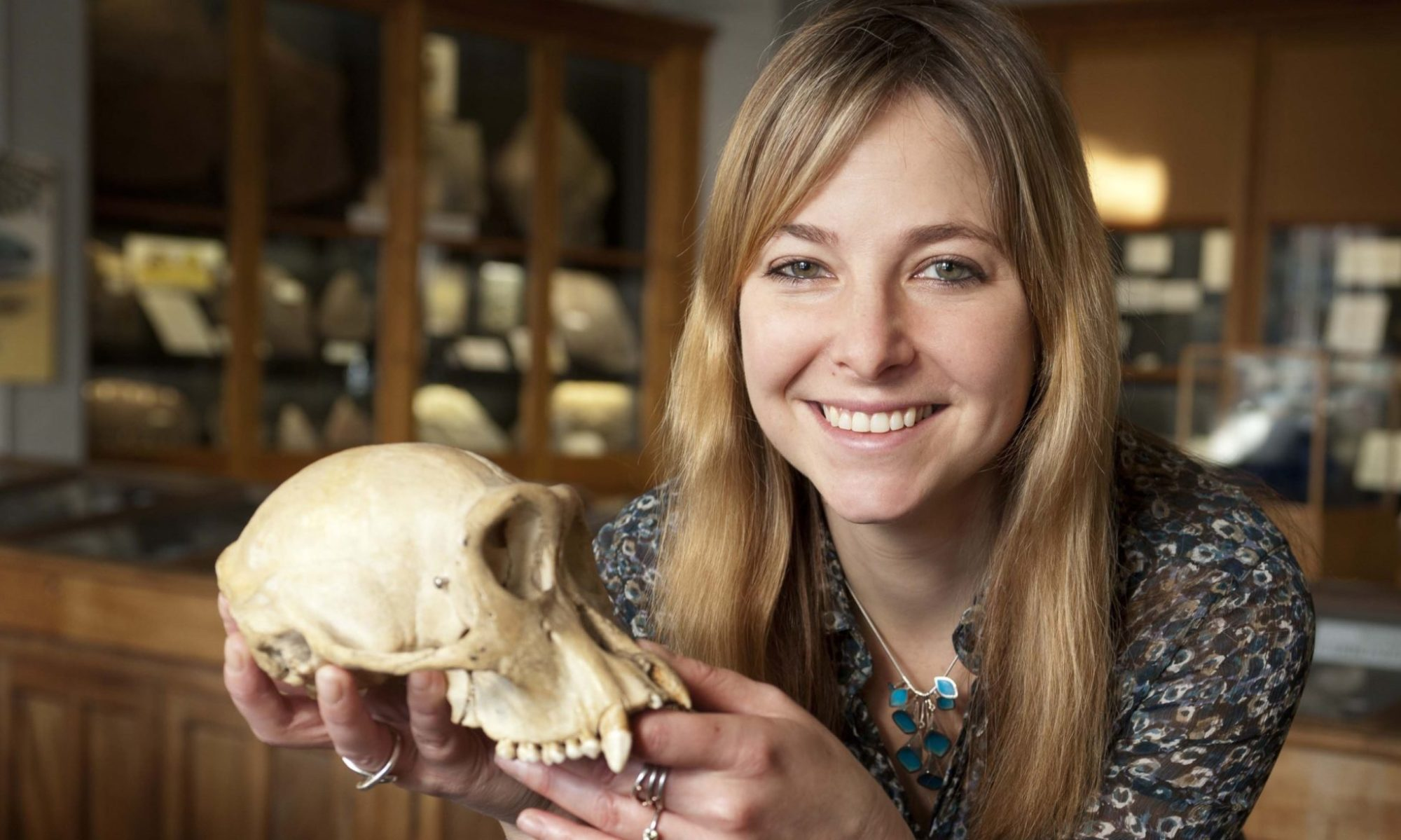 The Incredible Unlikeliness of Being, Alice Roberts