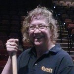 CWU Technical Theater Director, Chontelle Gray