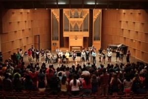 UTSA Recital Hall
