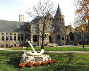Hope College in Holland, Michigan