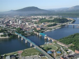 Chattanooga's Riverfront
