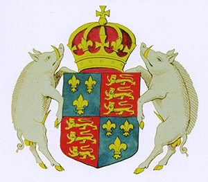 The Royal Arms of King Richard lll