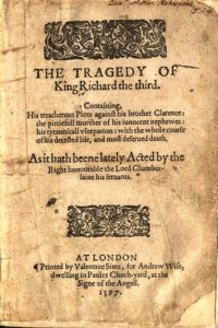 Folio title page