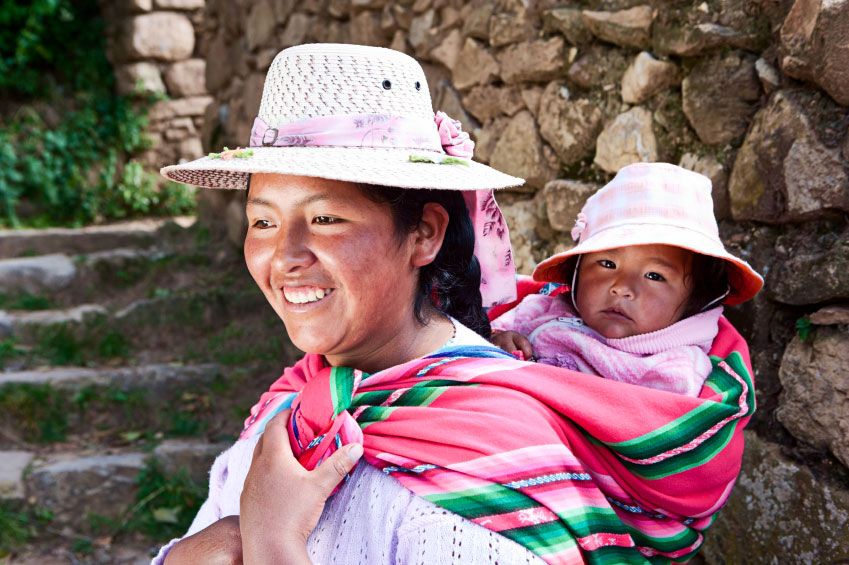 SLA Grant to Bolivia