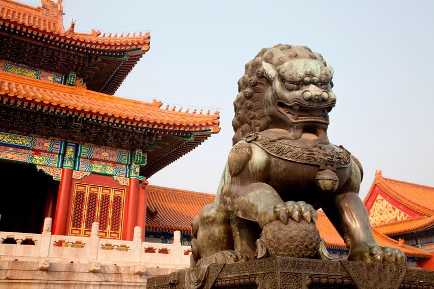 SLA Grant to China
