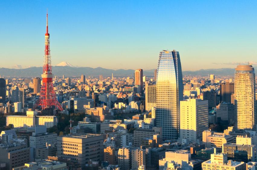 SLA Grant to Japan