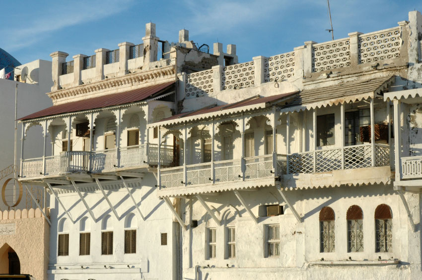 SLA Grant to Oman