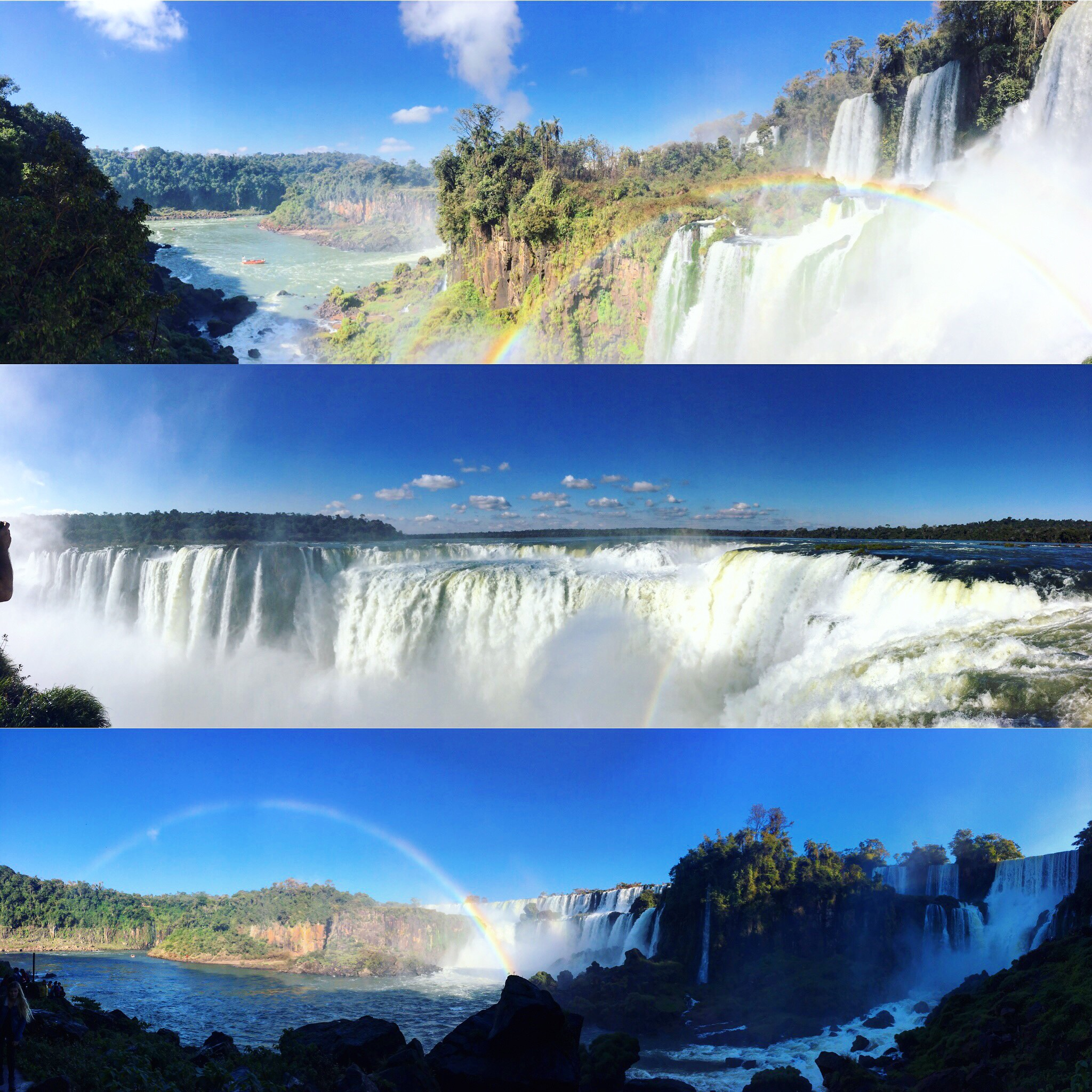 I tried picturing the beauty with some panos, but the real thing is so much more grandiose