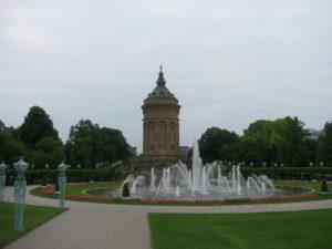 Mannheim's Water Tower