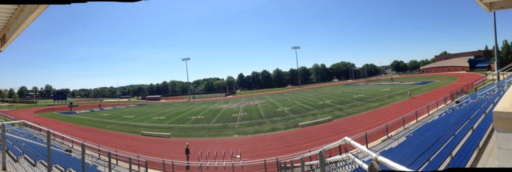 Gallaudet Football field