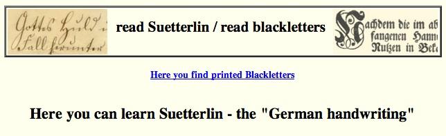 Sutterlin
